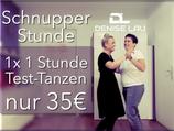 Schnupper-Tanzen mit Denise - 1 Stunde - only for woman