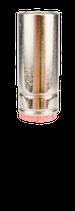 Gasdüse zylindrisch NW 20 mm lange Isolation  L=56,2 mm