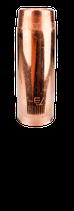 Gasdüse konisch NW 16 mm Heavy Duty L=75,5 mm