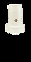 Gasverteiler Duroplast weiss