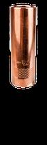 Gasdüse zylindrisch NW 19 mm L=75,5 mm