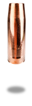 Gasdüse konisch NW 14 mmL=75,5 mm