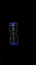 Racor de 6 mm conexión recta