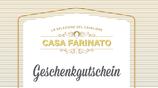 Geschenkgutschein in Pasta-Box