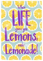 Poster -Lemonade-