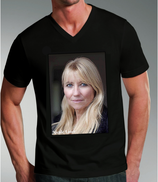 Herren T-Shirt NICOLE LAUER ACTRESS