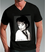 Herren T-Shirt ANGÉLIQUE DUVIER ACTRESS . 1