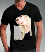 Herren T-Shirt MARINA WELSCH ACTRESS