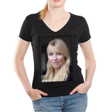 Damen T-Shirt NICOLE LAUER ACTRESS
