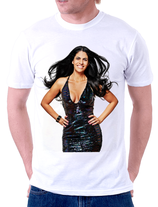 Herren T-Shirt  JOSYE SANTOS ACTRESS und MODEL