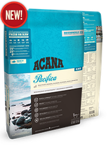 Acana Pacifica pour chat new