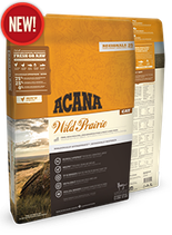 Acana Wild Prairie pour chat new