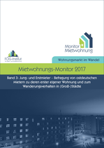 Mietwohnungs-Monitor 2017 - Band 3