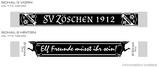 SV Zöschen Fan-Schal