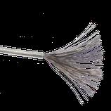 Cavo ad alta conduzione rivestito in FEP con 128 capillari in rame puro rivestiti in cromo (W128C)