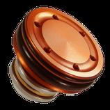 FPS Testa pistone cuscinettata in ergal con doppio or (TPGE)