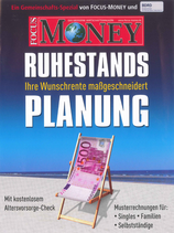 FOCUS-MONEY Ruhestandsplanung