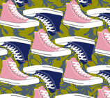 PLACEMATS SNEAKERS (SET OF 2)