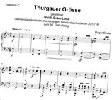 Thurgauer Grüsse (Blasorchester)