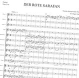 Der rote Sarafan (Blasorchester)