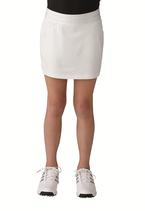 adidas Junior Mädchen Rock, adistar rangewear, Weiß
