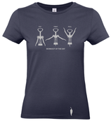 t-shirt boissons WORKOUT OF THE DAY - femme