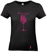 t-shirt TEAM Rosé - femme