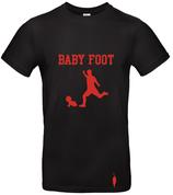 t-shirt humour Babyfoot
