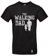 t-shirt Walking dad, 1 fille