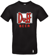 t-shirt boissons Duff Beer