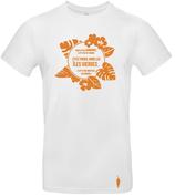 t-shirt humour Iles vierges - blanc