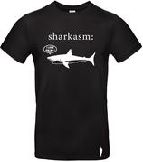 t-shirt humour Sharkasm