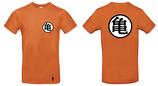 t-shirt dragon ball Kame