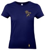 t-shirt MAMY CHARDONNAY coeur