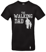 t-shirt Walking dad, 1 garçon