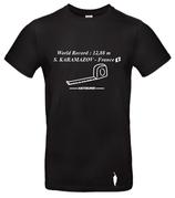 "t-shirt LA CITE DE LA PEUR ""Karamazov World Record"""