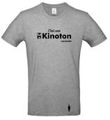 """t-shirt LA CITE DE LA PEUR """"c'est une Kinoton"""""""