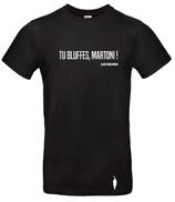 "t-shirt LA CITE DE LA PEUR ""Martoni"""