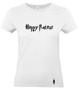 t-shirt HAPPY ROTEUR - ... oui !