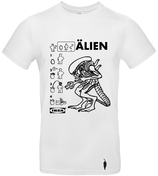 t-shirt alien ikea