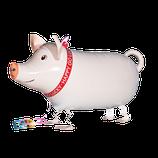 Walking Pet Schwein
