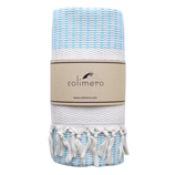 solimero beach towel CARA mint