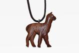 Kette/Ring mit Alpaka- oder Pferdmotiv
