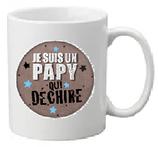 Mug Papy qui déchire