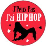 Porte clé j'ai Hip Hop