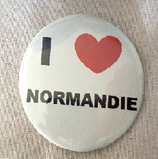 Magnet I Love Normandie