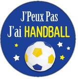 Porte clé j'ai Handball