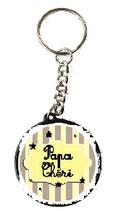 Porte clé Papa Chéri