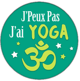 Porte clé J'ai Yoga