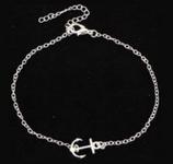 Bracelet de cheville ancre